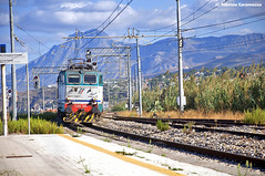 E656-034 (Fabry_C) Tags: treno fs stato trenitalia dello elettrica ferrovie locomotiva e656 caimano icn781