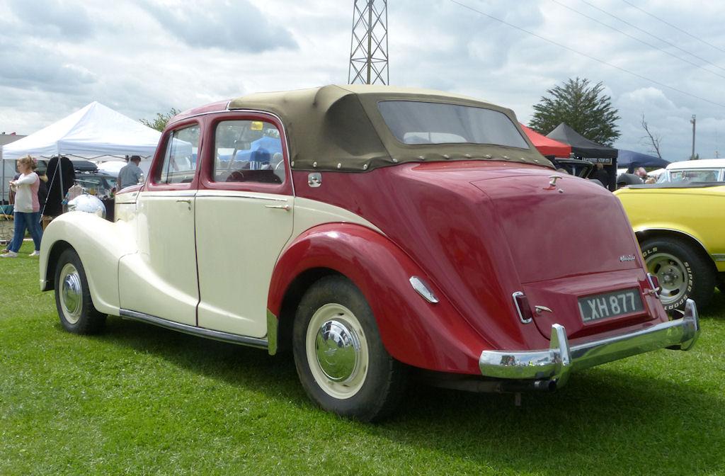 Barleylands Classic Car Show