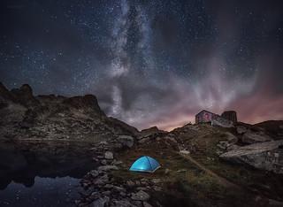 Страшното езеро - A Dreamscape