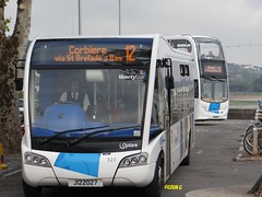 Off route (Coco the Jerzee Busman) Tags: uk bus liberty islands coach nimbus ct jersey plus dennis dart channel caetano