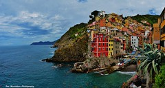riomaggiore cinque terre (Rex Montalban Photography) Tags: italy europe cinqueterre riomaggiore rexmontalbanphotography