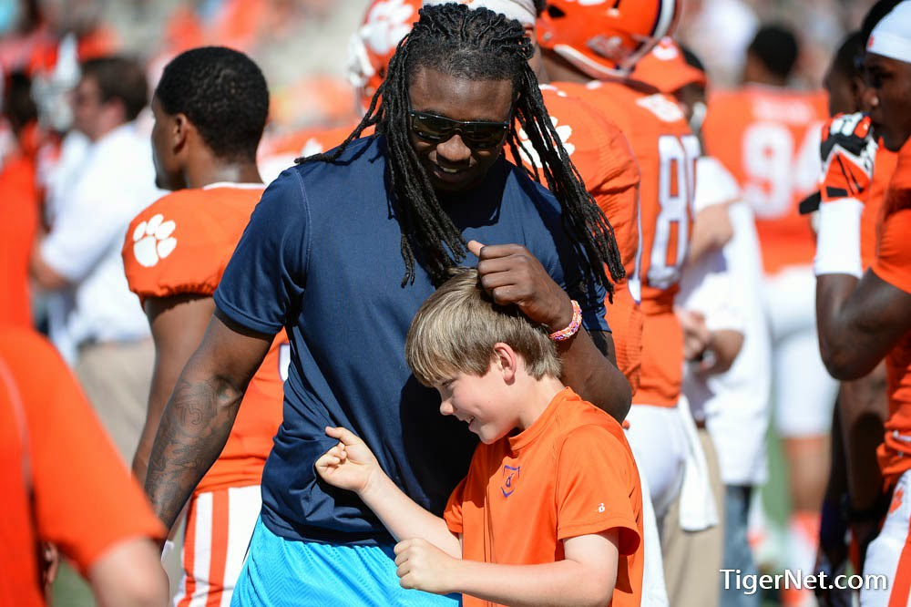 Clemson Photos: 2014, Football, orangeandwhite, Sammy  Watkins