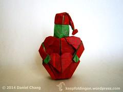 Herzkasper (mitanei) Tags: origami comic human heartattack herzkasper mitanei keepfoldingon herzkasperorigami heartattackorigami herzinfarktorigami
