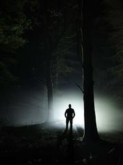 Rendlesham Forest Incident (www.forgottenheritage.co.uk) Tags: night dark fun lights woods pentax smoke spooky 645z