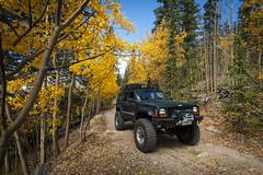 (Keith Kamicar) Tags: fall colors nikon colorado 4x4 cone twin keith cherokee xj nikkor1735 d700 kamicar