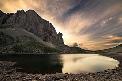 (Finasteride (Magro Massimiliano)) Tags: trekking lago tramonto montagna monti d600 escursionismo montisibillini escursione finasteride samyang montevettore lagodipilato nikond600 parconazionalemontisibillini samyang14mm magromassimiliano