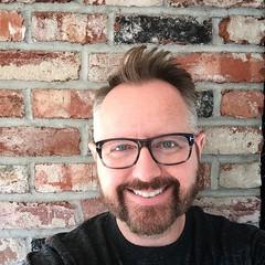Mr. Smiles (meChristopher) Tags: hello gay men brick boys beard happy glasses geek blueeyes smiles bighair grin tgif scruff selfie tomford gaybeard instagram gayscruff