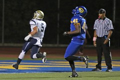 D110193A (RobHelfman) Tags: sports losangeles football highschool bosco crenshaw stjohnbosco tyjionnewalker