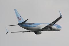 PH-TFA Boeing 737-8K5 Arke (FokkerAMS) Tags: boeing737 arke phtfa splitscimitarwinglet