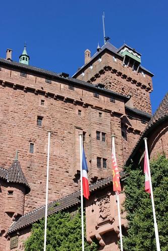 Haut-Koenigsbourg, Alsace, France