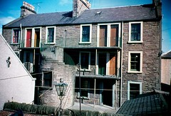 Rear of David Street (Dundee City Archives) Tags: street old houses mars david ferry architecture buildings design march fishermen photos dundee victorian flats era land housing broughty tenements 1875 alexanderhutcheson williamfindlay ajbuist