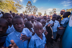 School kids | Kenya (ReinierVanOorsouw) Tags: kenya health wash kenia hygiene ngo sanitation kakamega kenyai kisumu beyondborders gezondheid qunia  simavi   beyondbordersmedia beyondbordersutrecht sanitatie ngoproject