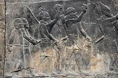 Prisoners from Alammu (Assyria, Babylon, Akkad, Sumer...) Tags: iraq britishmuseum isis nineveh mesopotamia sennacherib southwestpalace alammu
