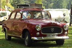 Peugeot 403 (pkseb2) Tags: vintage peugeot locomotion 403 richelieu anciennes rassemblement