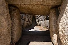 Tomba dei Giganti, Madau  -  Tomb of the Giants, Madau (Dei's Light) Tags: italy ancient sardinia prehistoric ant