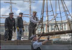 Bristol Docks Heritage Weekend (zolaczakl (1.5 million views, thanks everyone)) Tags: uk england bristol october harbourside 2014 nikond7100 photographybyjeremyfennell bristoldocksheritageweekend