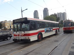 Toronto Transit Commission 9432 on 90 Vaughan (Orion V) Tags: ttc