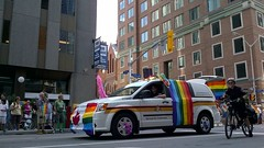 Ottawa By-Law ~ Pride Parade (Ottawa Police Service Cars) Tags: ontario canada bus cars ford photoshop truck fire michael construction day ottawa police victoria ambulance burns service vic crown rcmp paramedics mustang uc emergency oc paramedic taurus department kme ops transpo interceptor edits pumper f250 ofs cvpi