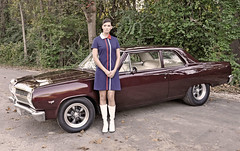 "1965 Chevelle Photo Shoot With Candace • <a style=""font-size:0.8em;"" href=""http://www.flickr.com/photos/85572005@N00/15320006439/"" target=""_blank"">View on Flickr</a>"
