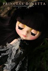 (PruchanunR.) Tags: baby halloween emily doll princess breath blythe neo bonetta
