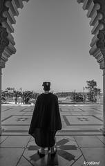 Mausoleum de Mohammed V (Krystian Dobosz) Tags: africa tower tour morocco mohammed hassan rabat hassa maroko afryka