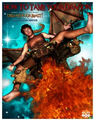 HOW TO TAME YOUR DRAGON - Unleash Your Beast! (Pending Event) (Jagger Naughton) Tags: dragon fantasy beast jagger jaggy naughton