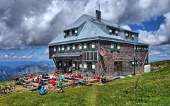 Eisenerzer Reichenstein (PA ARSE) Tags: hiking wandern steiermark styria alpenverein reichenstein eisenerz schutzhaus av