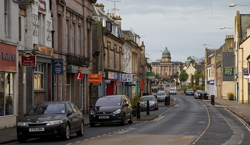 Elgin High Street