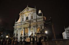 KRAKÓW - Plac św. Marii Magdaleny - Kościół Świętych Apostołów Piotra i Pawła (Tales of a Wanderer) Tags: poland polska krakow polonia cracovia