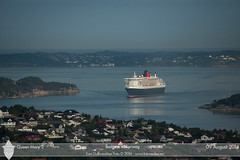 Queen Mary 2 (Aviation & Maritime) Tags: cruise norway cruiseship bergen queenmary2 cunard oceanliner cunardline