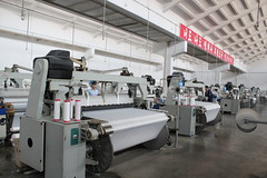 Pyongyang Textile Factory (Ray Cunningham) Tags: workers factory north korea textile socialism pyongyang dprk coreadelnorte 평양 조선민주주의인민공화국