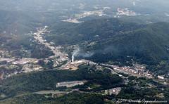 Sylva, North Carolina (Concert_Photos_Magazine) Tags: usa downtown realestate unitedstates property northcarolina land aerialphoto wnc sylva jacksoncounty