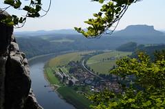 Saxony Switzerland (katarina.riese) Tags: river germany deutschland schweiz dresden nationalpark saxony sachsen elbe lilienstein schsische