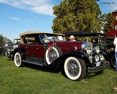 1929 Cadillac Dual-Cowl Sport Phaeton (JCarnutz) Tags: cadillac 1929 gilmorecarmuseum dualcowl sportphaeton cadillaclasallefallfestival