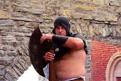 The Butcher (Archbishop of Zagreb) Tags: croatia zagreb axe hrvatska executioner hairyback medievalfestival medvedgrad utvrda sjekira srednjovjekovnisajam dlakavaleća krvnik