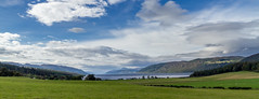 Dores, Loch Ness (Superali007) Tags: sky water clouds canon landscape scotland highlands day cloudy scenic scottish loch lochness inverness ecosse dores scenicsnotjustlandscapes canon7d efs1585mmf3556isusm efs1585mm