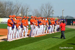 Clemson vs SC (Fluor Field) Photos