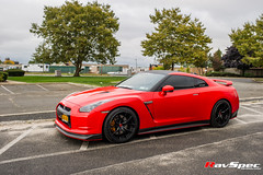 """RAYS 57FXX Gramlights - Nissan GT-R • <a style=""""font-size:0.8em;"""" href=""""http://www.flickr.com/photos/64399356@N08/15414034852/"""" target=""""_blank"""">View on Flickr</a>"""