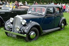 Rover 10 (1939) (SG2012) Tags: auto classiccar automobile rover oldtimer oldcar autodepoca motorcar carphoto carpicture cocheclasico voitureclassique carphotograph carimage 29062014 burnleyclassiccarshow cyg580