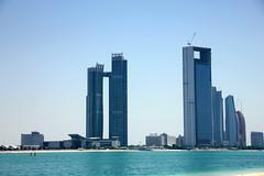 Abu Dhabi - City Centre (clarkson_lee) Tags: uae abudhabi unitedarabemirates