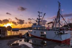 Sunset in Norway (Sladjan S) Tags: sunset norway canon bergen lightroom 1585mm