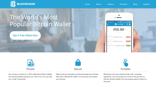 BlockchainHome