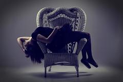 Megan (Pauly_S) Tags: ballet jump jumping chair megan dancer falling float elegance