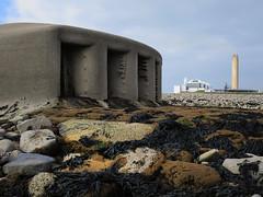 (Capt' Gorgeous) Tags: sea beach southwales powerstation valeofglamorgan aberthaw limeworks