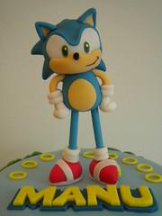 Sonic (Pastelera Bakery Shop) Tags: palmademallorca pasteles islasbaleares pastelesdecorados pastelesdecoradospalmademallorca