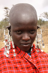 kenia-tanzania - tribes and wildlife (Retlaw Snellac Photography) Tags: africa tanzania tribal tribe ethnic