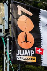 (-BigM-) Tags: lake river lago photography james schweiz switzerland tessin ticino jump fotografie valle di bond 007 tal stausee staumauer bigm verzasca flus versasca vogorno