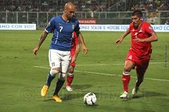 (SiciliaToday) Tags: sport italia azerbaijan palermo uefa calcio barbera stadio nazionale conte buffon zaza azzurri europeo pirlo figc qualificazione chellini campionto