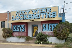 City Wide Locksmiths (dangr.dave) Tags: architecture dallas key downtown texas historic safe locksmith designdistrict citywidelocksmiths