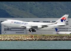 Boeing | 747-4H6F/SCD | MASkargo | 9M-M